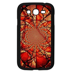 Dreamcatcher Stained Glass Samsung Galaxy Grand Duos I9082 Case (black)