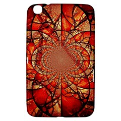 Dreamcatcher Stained Glass Samsung Galaxy Tab 3 (8 ) T3100 Hardshell Case