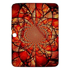 Dreamcatcher Stained Glass Samsung Galaxy Tab 3 (10 1 ) P5200 Hardshell Case