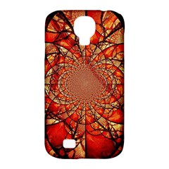 Dreamcatcher Stained Glass Samsung Galaxy S4 Classic Hardshell Case (pc+silicone)
