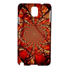 Dreamcatcher Stained Glass Samsung Galaxy Note 3 N9005 Hardshell Case
