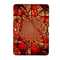 Dreamcatcher Stained Glass Samsung Galaxy Tab 2 (10 1 ) P5100 Hardshell Case