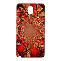 Dreamcatcher Stained Glass Samsung Galaxy Note 3 N9005 Hardshell Back Case