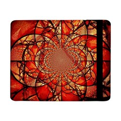 Dreamcatcher Stained Glass Samsung Galaxy Tab Pro 8 4  Flip Case