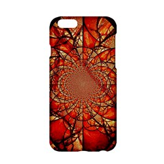 Dreamcatcher Stained Glass Apple Iphone 6/6s Hardshell Case