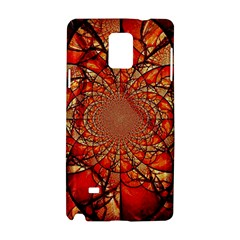 Dreamcatcher Stained Glass Samsung Galaxy Note 4 Hardshell Case