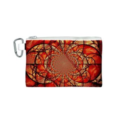 Dreamcatcher Stained Glass Canvas Cosmetic Bag (s)