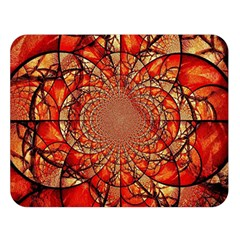 Dreamcatcher Stained Glass Double Sided Flano Blanket (Large)