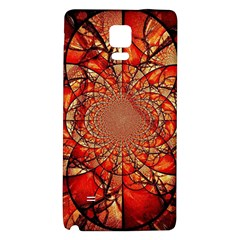 Dreamcatcher Stained Glass Galaxy Note 4 Back Case