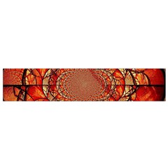 Dreamcatcher Stained Glass Flano Scarf (small)