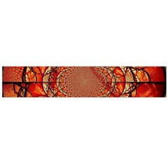 Dreamcatcher Stained Glass Flano Scarf (large)