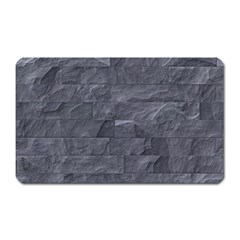 Excellent Seamless Slate Stone Floor Texture Magnet (rectangular)