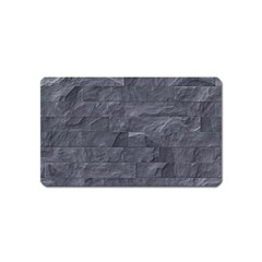 Excellent Seamless Slate Stone Floor Texture Magnet (name Card)