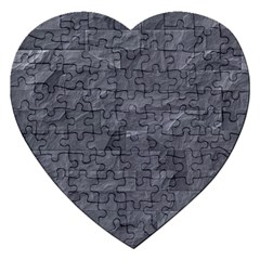 Excellent Seamless Slate Stone Floor Texture Jigsaw Puzzle (heart)