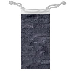 Excellent Seamless Slate Stone Floor Texture Jewelry Bag