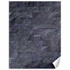 Excellent Seamless Slate Stone Floor Texture Canvas 18  x 24