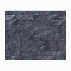 Excellent Seamless Slate Stone Floor Texture Small Glasses Cloth (2 Side)