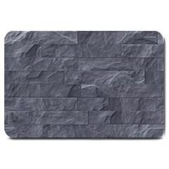 Excellent Seamless Slate Stone Floor Texture Large Doormat