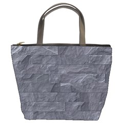 Excellent Seamless Slate Stone Floor Texture Bucket Bags