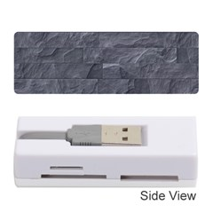 Excellent Seamless Slate Stone Floor Texture Memory Card Reader (Stick)