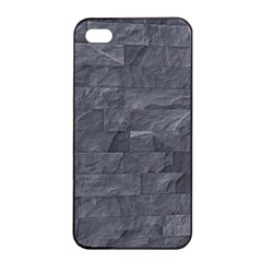 Excellent Seamless Slate Stone Floor Texture Apple Iphone 4/4s Seamless Case (black)