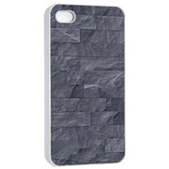 Excellent Seamless Slate Stone Floor Texture Apple Iphone 4/4s Seamless Case (white)