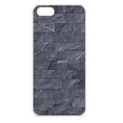 Excellent Seamless Slate Stone Floor Texture Apple Iphone 5 Seamless Case (white)