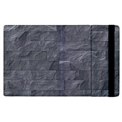 Excellent Seamless Slate Stone Floor Texture Apple Ipad 2 Flip Case