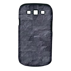 Excellent Seamless Slate Stone Floor Texture Samsung Galaxy S Iii Classic Hardshell Case (pc+silicone)