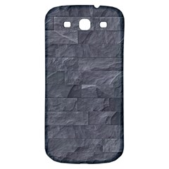 Excellent Seamless Slate Stone Floor Texture Samsung Galaxy S3 S Iii Classic Hardshell Back Case