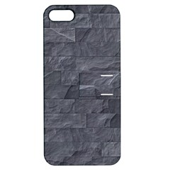 Excellent Seamless Slate Stone Floor Texture Apple iPhone 5 Hardshell Case with Stand