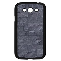 Excellent Seamless Slate Stone Floor Texture Samsung Galaxy Grand Duos I9082 Case (black)