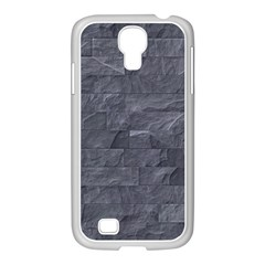 Excellent Seamless Slate Stone Floor Texture Samsung GALAXY S4 I9500/ I9505 Case (White)