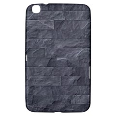 Excellent Seamless Slate Stone Floor Texture Samsung Galaxy Tab 3 (8 ) T3100 Hardshell Case