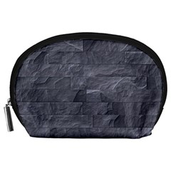 Excellent Seamless Slate Stone Floor Texture Accessory Pouches (large)