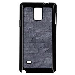 Excellent Seamless Slate Stone Floor Texture Samsung Galaxy Note 4 Case (black)