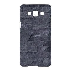 Excellent Seamless Slate Stone Floor Texture Samsung Galaxy A5 Hardshell Case