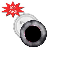 Solar Eclipse 1 75  Buttons (100 Pack)