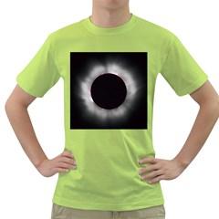 Solar Eclipse Green T-Shirt