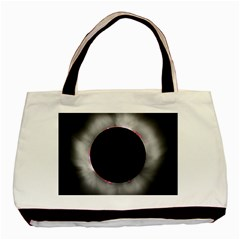 Solar Eclipse Basic Tote Bag (two Sides)