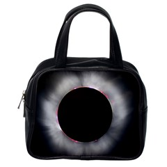 Solar Eclipse Classic Handbags (one Side)