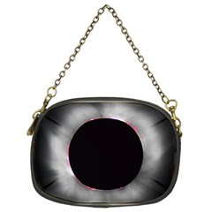 Solar Eclipse Chain Purses (two Sides)