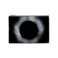 Solar Eclipse Cosmetic Bag (medium)