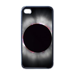 Solar Eclipse Apple Iphone 4 Case (black)