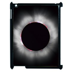 Solar Eclipse Apple iPad 2 Case (Black)