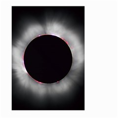 Solar Eclipse Large Garden Flag (two Sides)