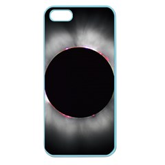 Solar Eclipse Apple Seamless iPhone 5 Case (Color)