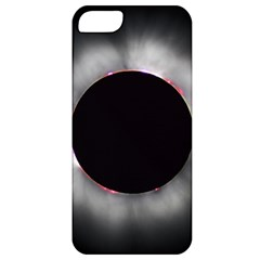 Solar Eclipse Apple Iphone 5 Classic Hardshell Case