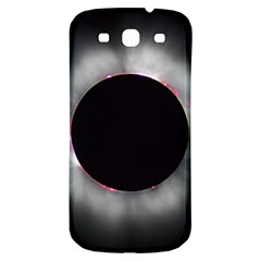 Solar Eclipse Samsung Galaxy S3 S Iii Classic Hardshell Back Case