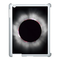 Solar Eclipse Apple iPad 3/4 Case (White)